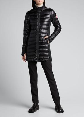 Canada Goose Hybridge® Lite Hooded Coat