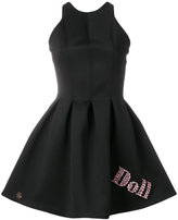 Philipp Plein Doll flared dress