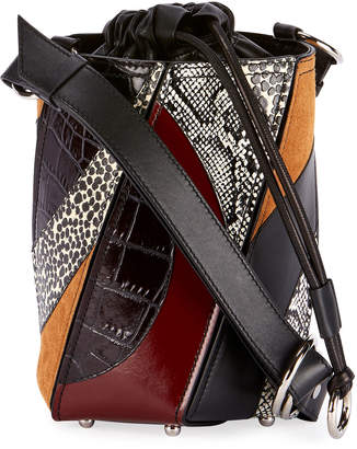 Proenza Schouler Small Hex Drawstring Bucket Bag