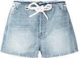 Diesel Edith denim shorts - women - Cotton - 24