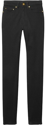 MICHAEL Michael Kors High-Rise Super Stretch Jeans