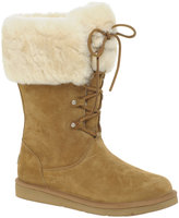 UGG Montclair Cuffed Lace Up Boots