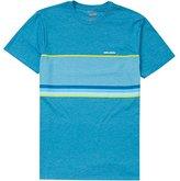 Billabong Men's Lo Tide Spinner Short Sleeve Knit Crew T-Shirt
