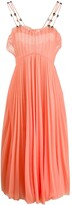 Christopher Kane Dome Pleated Dress
