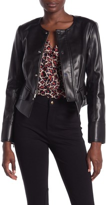 Diane von Furstenberg Verena High/Low Jacket