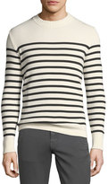 Belstaff Gaynesford Striped Sweater
