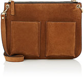Marni Women's Bandoleer Crossbody Bag-TAN