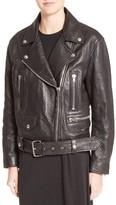 Acne Studios Women's Merlyn Leather Jacket