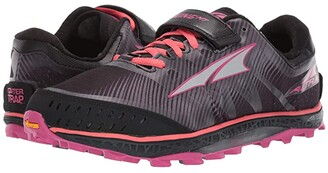 Altra Footwear King MT 2 (Black/Coral/Pink) Women's Running Shoes