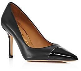 Tory Burch Women's Penelope Pointed-Toe High-Heel Pumps