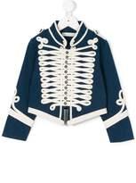 Stella McCartney Will military jacket