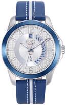 ESQ Mens Blue Strap Watch-37esq009101a
