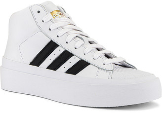 adidas x 424 Pro Model in White & Black | FWRD