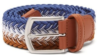 Andersons Woven Elasticated Belt - Multi