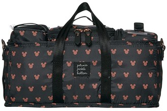 Petunia Pickle Bottom Intermix Deluxe Kit - Micro Mickey Mouse (Micro Mickey Mouse) Diaper Bags