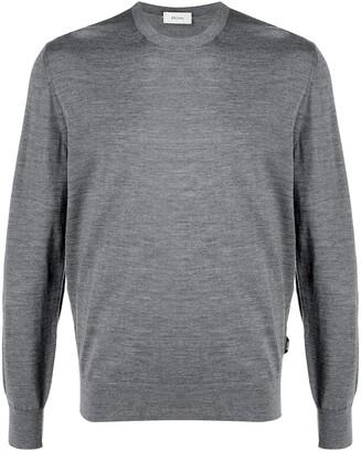 Ermenegildo Zegna Long-Sleeve Sweatshirt
