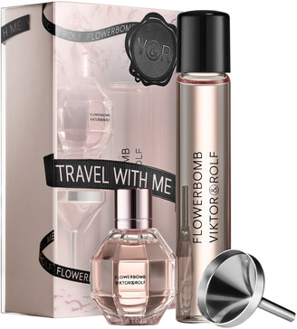 Viktor & Rolf Flowerbomb Travel Duo