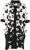 Antonio Marras abstract print top - women - Cotton/Polyester/Acetate/Viscose - 1