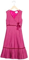 Helena Girls' Layered Sleeveless Dress