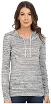 Alternative Jersey Classic Pullover Hoodie (Urban Grey) Women's Sweatshirt