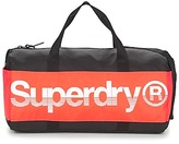 Superdry MONTANA BARREL Black / Orange
