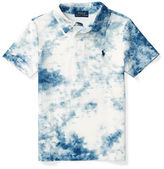 Ralph Lauren Boys 2-7 Tie-Dye Printed Polo