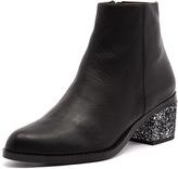 Sol Sana Jenni Boot Black/Steel Glitter