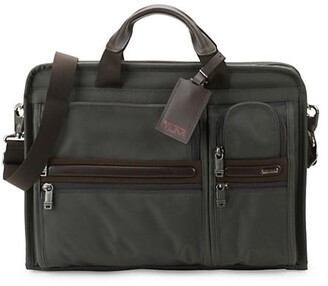 Tumi Compact Large Laptop Briefcase
