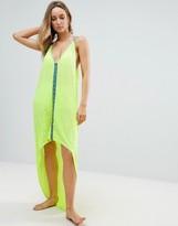 Pitusa High Low Beach Dress