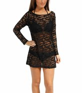 Kenneth Cole Hot PurrSuit Boatneck Tunic - 7539152