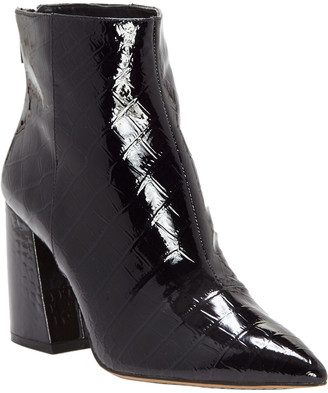 Vince Camuto Benedie Patent Bootie