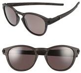 Oakley Men's 'Latch(TM)' 53Mm Polarized Sunglasses - Brown