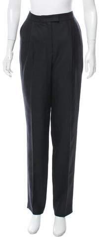Giambattista Valli High-Rise Silk Pants w/ Tags