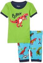 Hatley Roaring T-Rex Short Pajama Set Boy's Pajama Sets