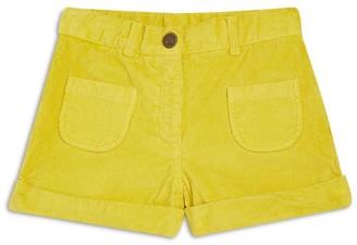 Bonton Corduroy Shorts (4-12 Years)