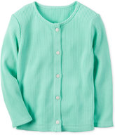 Carter's Button-Front Cardigan, Toddler Girls (2T-4T)