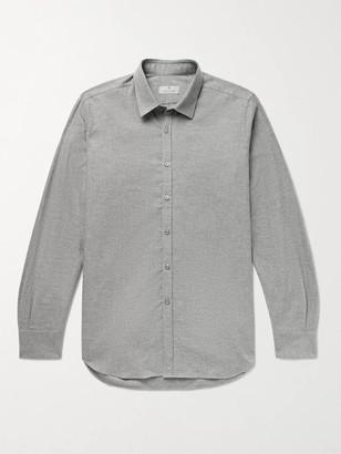 Canali Cotton-Flannel Shirt