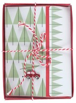 Paper Magic 12ct Car with Tree Holiday Boxed Cards