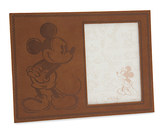 Disney Mickey Mouse Embossed Photo Frame - 5'' x 7''