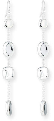 Ippolita Onda Chain Linear Drop Earrings