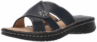 AdTec Women's 8560-nv Slide Sandal