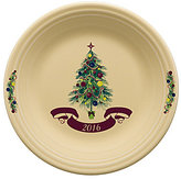 Fiesta Christmas Tree 2016 Collector's Plate
