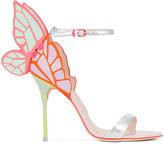 Sophia Webster butterfly heeled sandals - women - Leather - 36