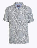 M&S CollectionMarks and Spencer Bamboo Print Shirt