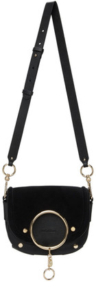 See by Chloe Black Mara Crossbody Bag