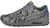 """Nike Mens Air Max Lunar90 SP """"Moon Landing"""" Synthetic Athletic Sneakers Size 11"""