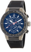 Salvatore Ferragamo Men's F-8 Titanium Bracelet Watch