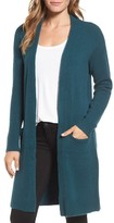 Halogen Women's Open Front Cardigan