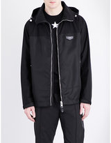Givenchy Lightweight Cotton-twill And Woven Parka Jacket