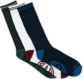 Animal Strobe Pack of 3 Socks